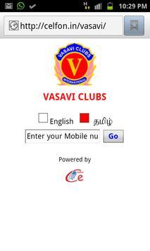Vasavi Celfon Directory poster