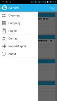 Quick CRM Notes apk screenshot