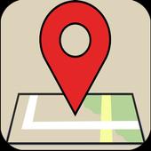 تحديد مكان المتصل prank icon
