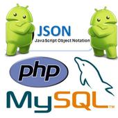 JSON MYSQL icon