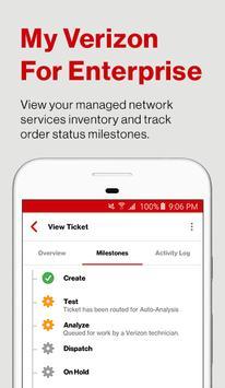My Verizon For Enterprise apk screenshot