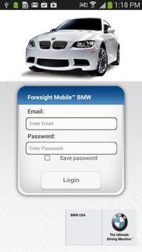 Foresight Mobile™ BMW poster