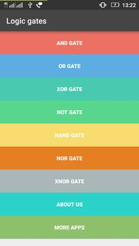 Logic Gates poster