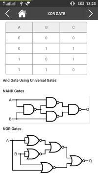 Logic Gates apk screenshot