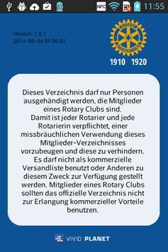 Rotary MGV - 1910 & 1920 apk screenshot