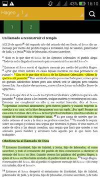 Santa Biblia NTV apk screenshot