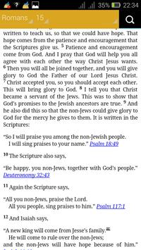 Simplified Children's Bible apk screenshot