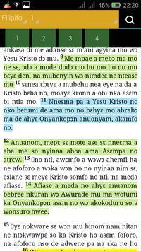 Twi Holy Bible apk screenshot