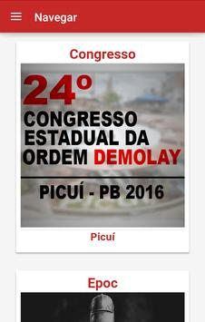 DeMolay PB apk screenshot