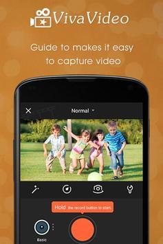 Guide free - Viva Video Editor poster