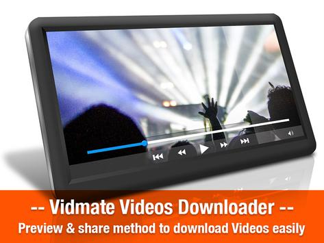 HD Vidmate Download Guide poster