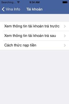 VinaInfo apk screenshot