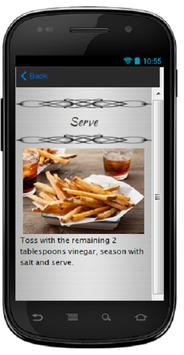 Vinegar French Fries apk screenshot