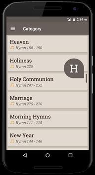 GOFAMINT Hymnal (English) apk screenshot