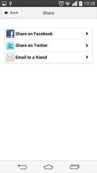 Visean Real Time apk screenshot