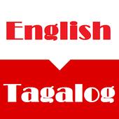 English Tagalog Dictionary New icon