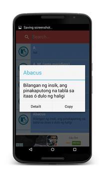English Tagalog Dictionary New poster