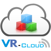 VR-Cloud(R) icon