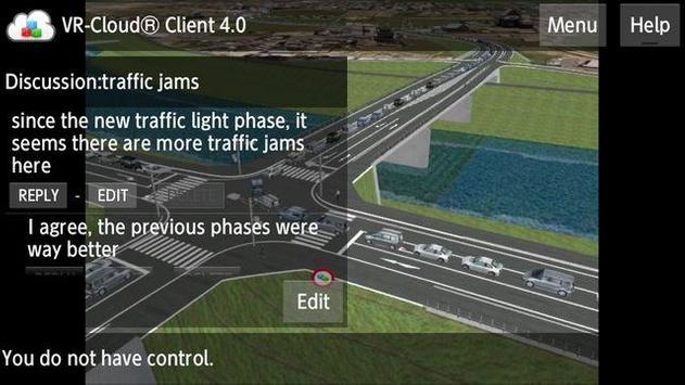VR-Cloud(R) apk screenshot