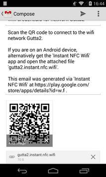 Instant NFC WiFi apk screenshot