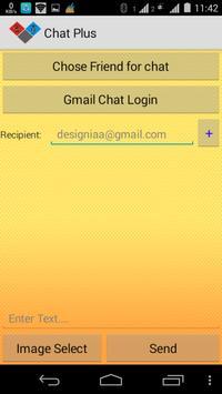 Chat Plus apk screenshot
