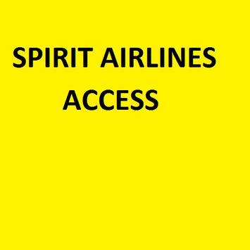 Spirit Air Access poster