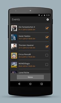 Reservix Scan apk screenshot