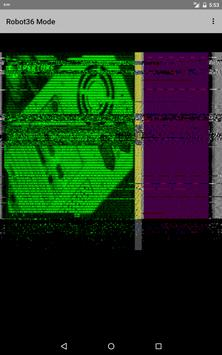 Robot36 - SSTV Image Decoder apk screenshot