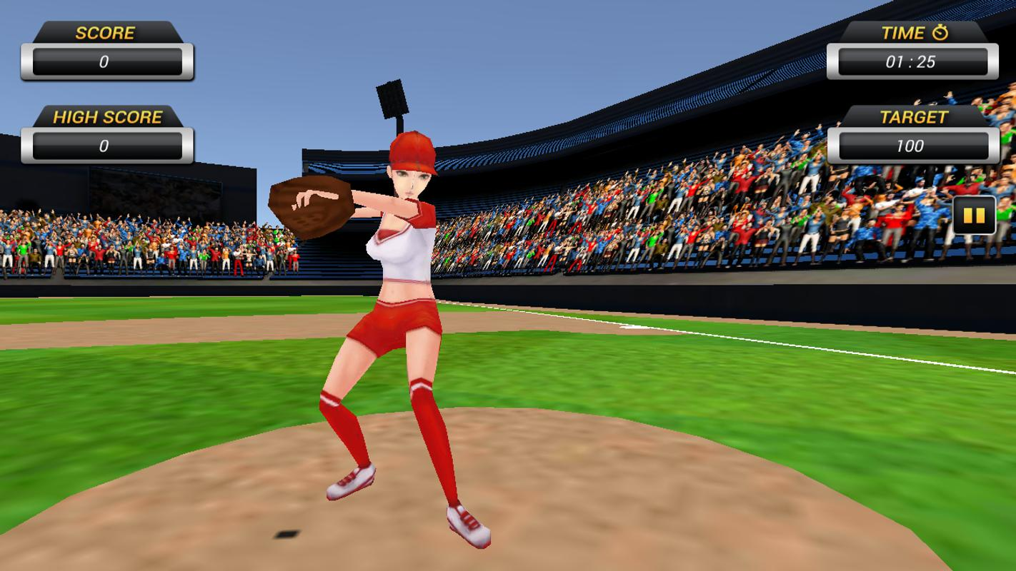 the game of baseball Objectives of the game baseball is a game between two teams of nine players each, played on an enclosed field the playing field the field shall be laid out according to the instructions below the infield shall be a 90-foot square.