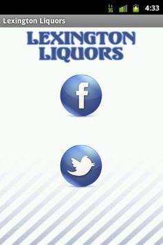 Lexington Liquor apk screenshot