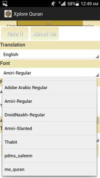 Xplore Quran apk screenshot