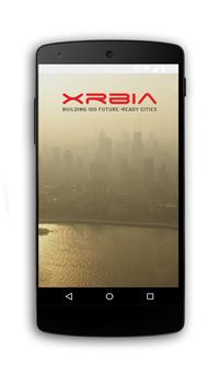 Xrbia Lead Management System poster