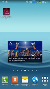 Xt3 Advent Calendar 2016 apk screenshot