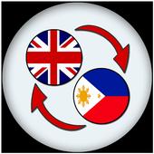 English Tagalog Translate icon