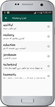 English To Urdu Dictionary (Unreleased) apk screenshot