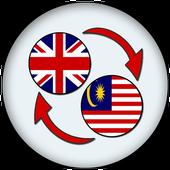 English Malay Translate icon