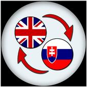 English Slovakia Translate icon