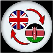 English Swahili Translate icon