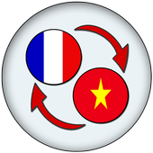 French Vietnamese Translate icon