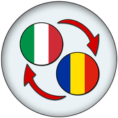Italian Romanian Translate icon