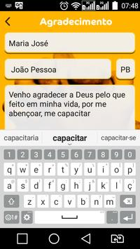 Momento de Oração apk screenshot