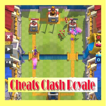 Cheats Clash Royale poster