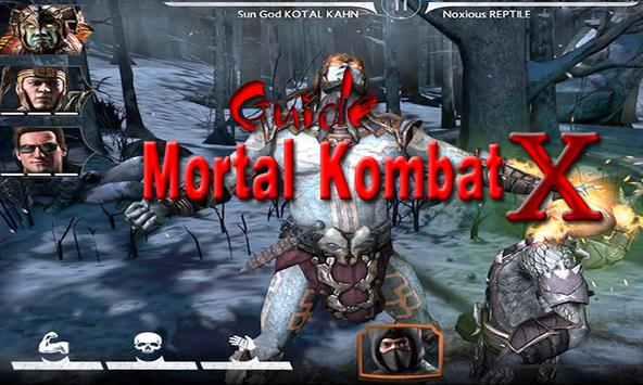 Guide Fatality Mortal KOMBAT X apk screenshot