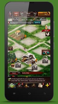 Guide for Game of War Fire Age poster