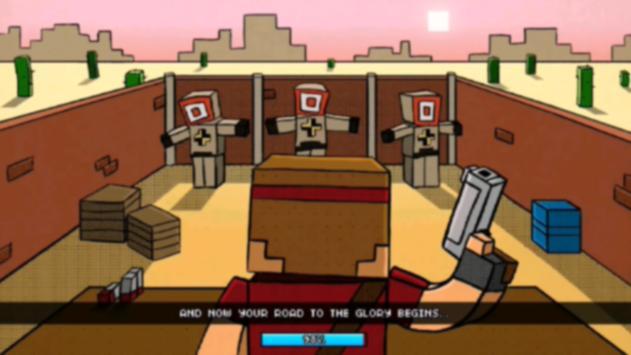Guide Pixel Gun 3D poster