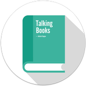 Talking Books icon