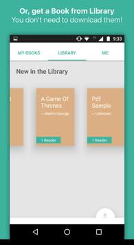 Talking Books apk screenshot