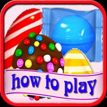 Guide Candy Crush Saga PRO poster
