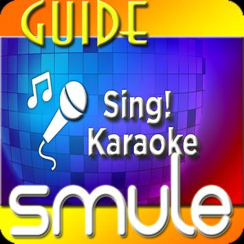 Guide For Smule Sing! Karaoke poster