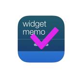 Memo Widget Free icon